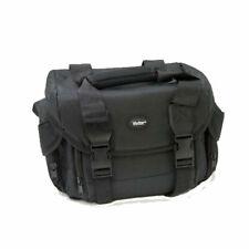 Vivitar Padded SLR Gadget Bag for Digital  Cameras Camcorders Large Case Black