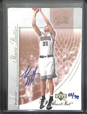 2003-04 Upper Deck Ultimate Collection Buyback Autograph Shane Battier 5 of 33