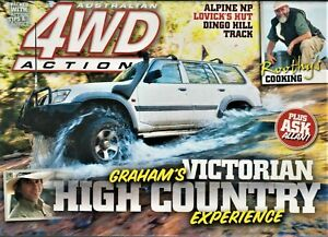 AUSTRALIAN 4WD ACTION: Victorian HIGH COUNTRY Experience DVD 167 TV SERIES R0