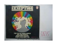 Ekseption [Vinyl-LP]. Ekseption: 58215