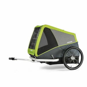 Tow Bike For Dogs Dog XL Green 3092097618 Croozer Transport
