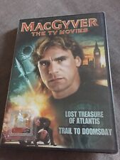 MacGyver: The TV Movies (DVD, 2010)