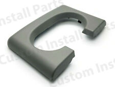 Center Console Cup Holder Pad Replacement Graphite Grey Gray Fits Ford F150