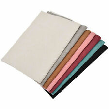 A4 Faux Suede Leather Fabric for Bag Wallet Making Sewing Handcrafts Material