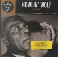 NEW Howlin' Wolf: His Best (Chess 50th Anniversary Collection) (Audio CD)