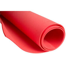 Foam Sheet Plastazote 3mm Red 25A Material