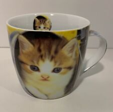 Mullberry Home Collection Cat Coffee Mug