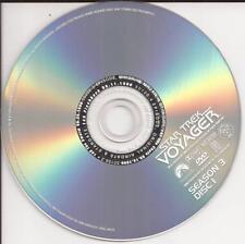 Star Trek Voyager (DVD) Season 3 Disc 1 Replacement Disc U.S. Issue