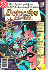 DETECTIVE COMICS (1937 Series) #500 NM DC Key, Milestone Batman Robin * Movie!