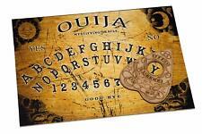 Wiccan Star Classique Bois en Planche Ouija + sa Goutte et Instructions Anglais