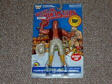 1987 Ljn Wwf Wrestling Superstars Outback Jack Moc Brand New