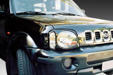 . 2 Suzuki 1998-2018  Jimny  Chrome HEADLIGHT COVERS