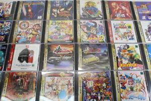 SEGA Saturn Game SS Japan Import US Seller Sold Individually Updated 10/21/21 #2