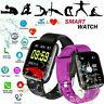 116 PLUS Smart Bracelet D13 Heart Rate Blood Pressure Waterproof Smart Watch Q18