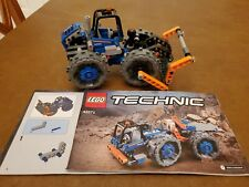 Lego Technic Dozer Compactor 2 in 1 - set 42071