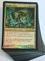 ***Custom Commander Deck*** Reaper King - Scarecrow Tribal - EDH Mtg Magic Cards