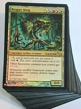 ***Custom Commander Deck*** Reaper King - Scarecrow Tribal - EDH Mtg Magic Cards