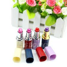 Lipstick Shaped Stash Medicine Pill Pills Box Holder Organizer Case