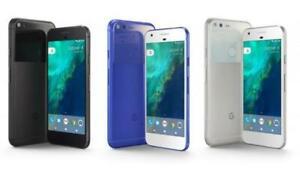 Google Pixel 1 2PW4100 - Pixel XL 2PW2100 32GB / 128GB GSM Unlocked Cellphone