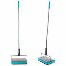 Beldray® LA024855TQ Manual Carpet Floor Sweeper Broom, Great for Pet Hair/Dirt