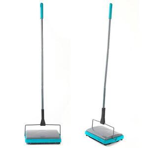 Beldray® LA024855TQ Manual Carpet Floor Sweeper Broom, Great for Pet Hair/Dirt