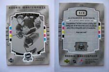2005-06 UD The CUP #230 Alexander Ovechkin 1/1 black plate RC Rookie 1 of 1 GISI