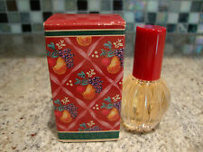 AVON Festive Mini SOFT MUSK .5 oz Cologne Splash New in Box
