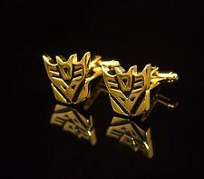 New Transformers Autobot LOGO Optimus Prime Men Accessories Cufflinks Cuff Links