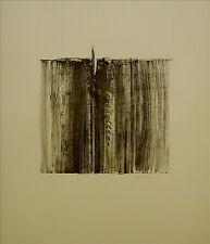 Garanjoud Claude Lithographie signée art abstrait Saint-John Perse  René Char