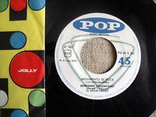 Adriano Celentano - movimento rock / 24 mila baci edizione pop francese  45