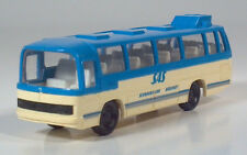 Rare Vintage Joy-Toy No51 Bus Mercedes Benz 0302 SAS Scandinavian Airlines Model