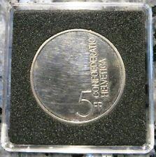 5 Franken Gedenkmünze 1985 -Europäisches Jahr der Musik-
