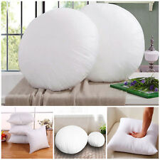 """Soft Cushion Pads Hollowfibre Inserts Fillers,Inners 12"""" 14"""" 16"""" 18"""" 20""""....30"""""""