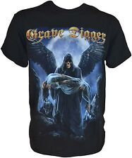 Grave Digger The Grim Reaper T-shirt-M/Medium - 163709