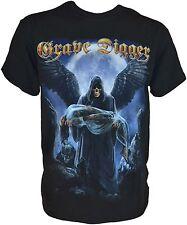 GRAVE DIGGER The Grim Reaper T-Shirt - L / Large - 163711