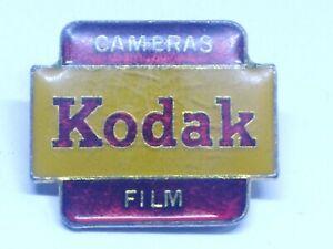 KODAK FILM CAMERAS BADGE / PIN