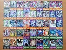 YuGiOh Orica/Anime Style Cyber Drache/Maschinen Deck/Set 45 Karten