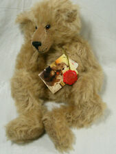 "Hermann ""Monty"" Mohair Bear Limited Edition 913/2000"