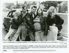 TRACI LORDS JOHNNY DEPP JOHN WATERS CRY-BABY 1990 VINTAGE PHOTO ORIGINAL #6