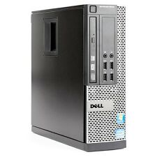 Dell Optiplex 990 SFF, Intel i7 2600 Vpro 3.4GHZ, 8GB RAM 500 GB HDD Win 7 PC