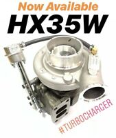 Genuine Holset Turbocharger HX35W 180hp- 4031528/4031529