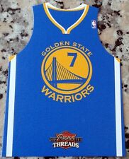 JEREMY LIN 2010 Panini Die Cut Blue Jersey Rookie Card RC Golden State Warriors