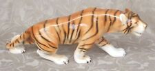 "Vintage Royal Dux Tschechoslowakei große 11.5"" Tiger 312 Porzellan Figur neuwertig"