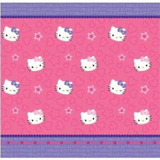 "Hello Kitty ""Kitty & Me"" Fabric Shower Curtain"