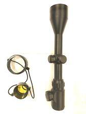3-9X50 EG Red/Green Illumination Riflescopes Black Matte Night Vision