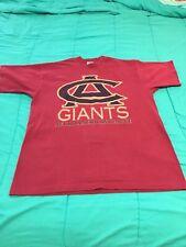 Negro American League T-shirt. Giants. Size Medium. Baseball.