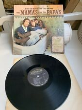 """Mama's & Papa's - """"If You Can Believe Your Eyes And Ears"""" 1966 Original Vinyl LP"""