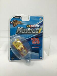 New Kevin Harvick #29 1:64 1953 Chevy Pickup Pennzoil WC Muscle