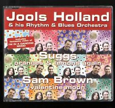 MADNESS - SUGGS - ORANGES AND LEMONS AGAIN - CD SINGLE - JOOLS HOLLAND TWO TONE