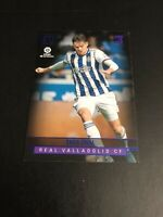 Enes Unal 2019-20 Chronicles Soccer Panini #387 Blue Parallel RC Rookie Card